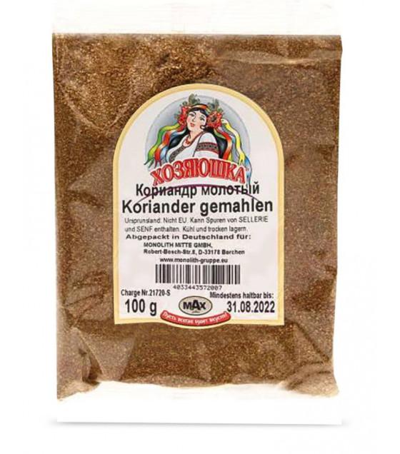 STEINHAUER HOZAYUSHKA Coriander Groung - 100g (best before 30.11.22)
