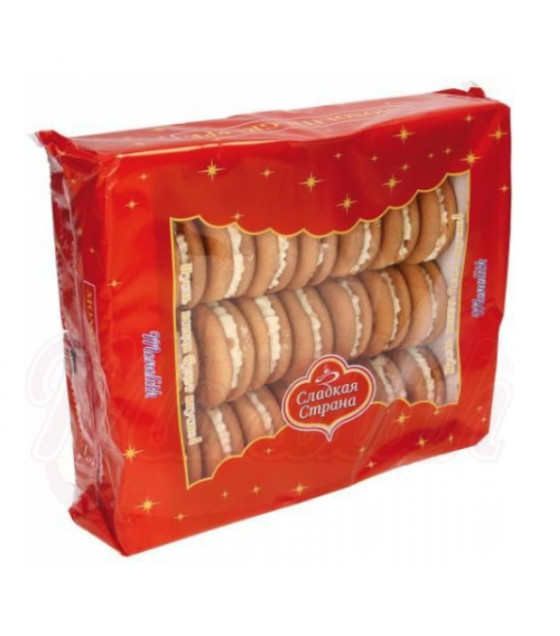 "DR GERARD Biscuits ""Kremowka"" - 500g (best before 08.08.21)"