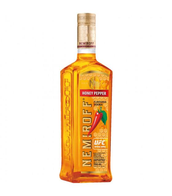 Vodka NEMIROFF Honey & Chilli 40% - 0,5L