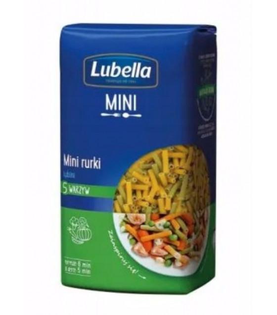 LUBELLA Pasta Mini Rurki (tubini) - 400g (best before 12.06.23)