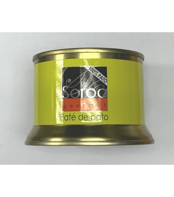 SOROA Pate de Pato - 130g (best before 13.11.24)