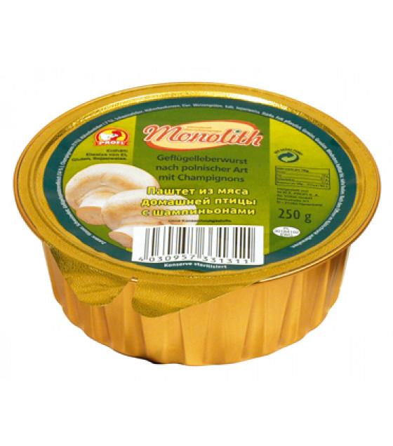 STEINHAUER KOLBASOFF Chicken Pate with Champignons - 250g (best before 18.04.22)