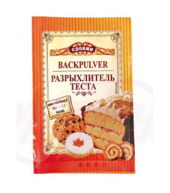 STEINHAUER SDOBIN Baking Powder - 33g (best before 08.04.21)