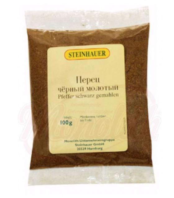 STEINHAUER Black Pepper Ground - 100g (best before 30.03.23)