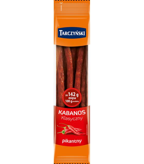 TARCZYNSKI Kabanos Classic Spicy Pork Smoked Sausages (Pikantny) - 385g (best before 11.11.20)