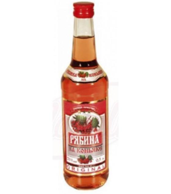 "Rowan Infusion on Cognac ""Nastoyka"" 20% - 0,5L"