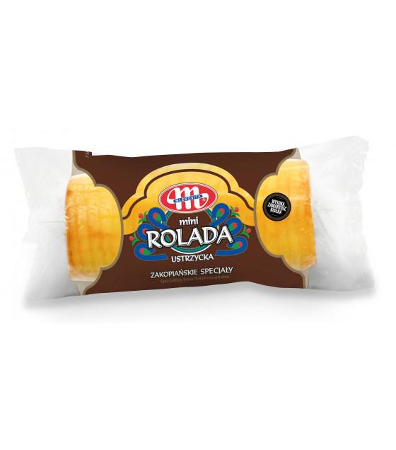 Mlekovita MINI ROLADA USTRZYCKA Steamed Ripening Smoked Cheese - 300g (best before 04.11.20)
