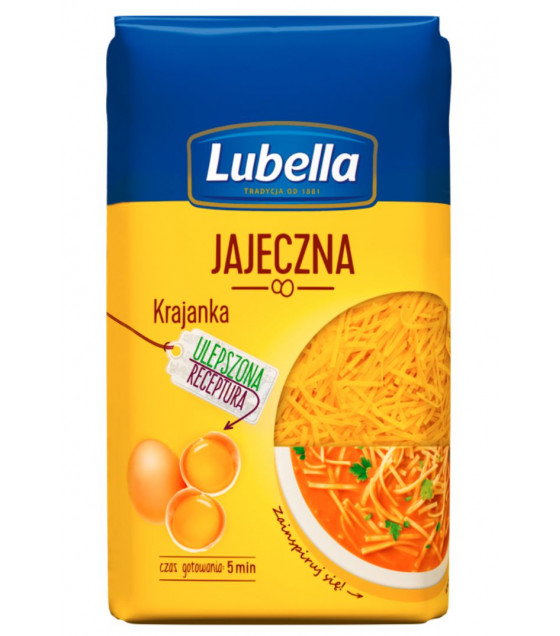 LUBELLA Egg Little Noodles Slises - 250g (best before 27.04.23)