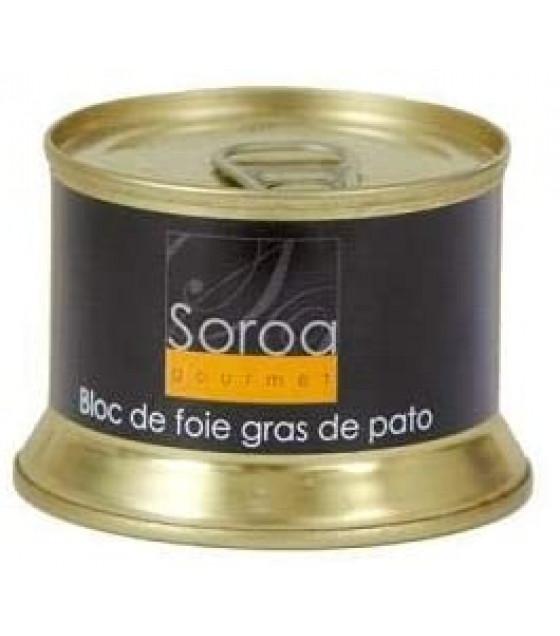 SOROA Bloc De Foie Gras De Pato - 130g (best before 20.01.25)