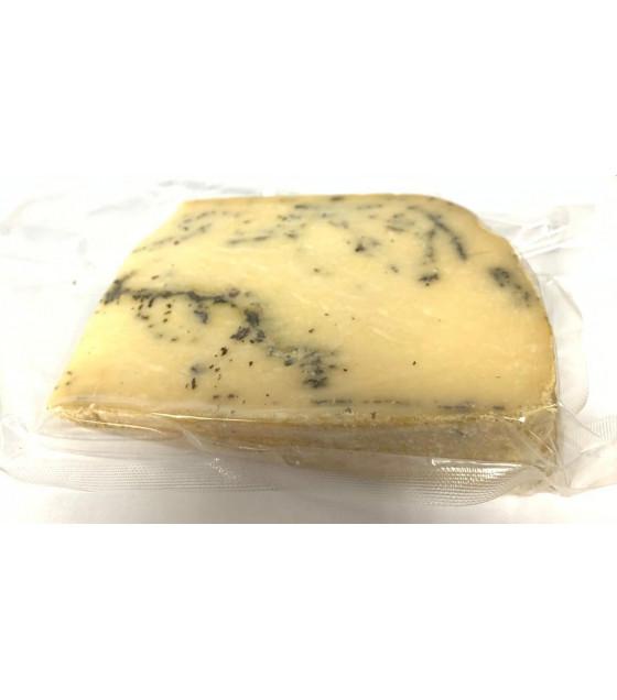"AGROHUB Hard Seasoned Cheese ""Suluguni"" with Mint Georgia (Weight) - approx 270g (best before 30.02.21)"