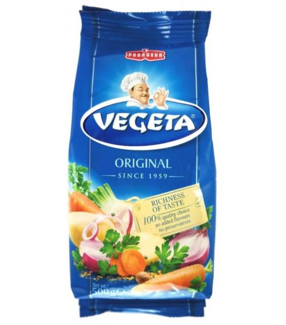 """PODRAVKA Seasoning """"VEGETA"""" Original - 500g (best before 08.05.22)"""