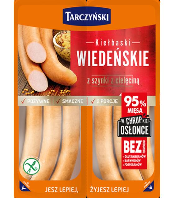 TARCZYNSKI Vienna Sausages with Pork and Veal (Wiedenskie) - 300g (2x150g) (best before 31.08.20)