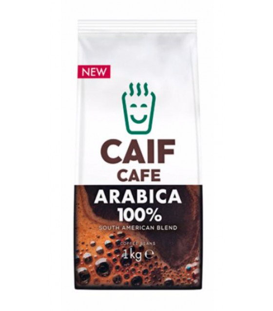 CAIF Coffee Beans South American Blend - 1kg (best before 12.01.21)