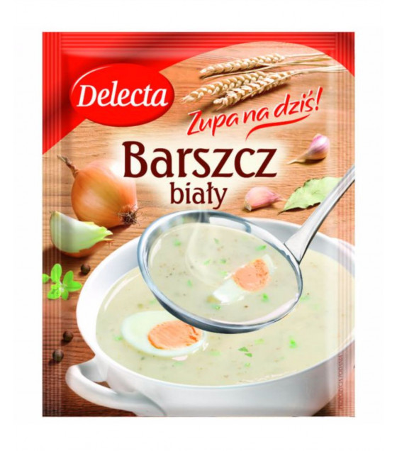 BAKALLAND White Borsh Soup (Barszcz Bialy) - 50g (best before 30.07.21)