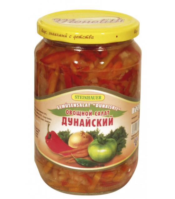 "STEINHAUER Vegetable Salad ""Dunaisky"" - 720g (best before 16.09.22)"