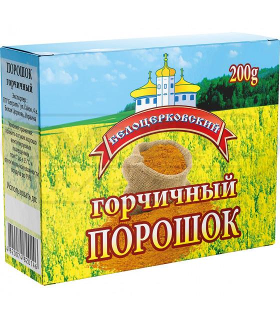 STEINHAUER Mustard Powder Condiment - 200g (best before 10.08.21)