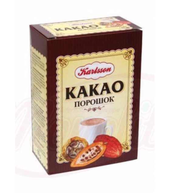 KARLSSON Cocoa Powder Fat-reduced - 80g (best before 24.11.21)