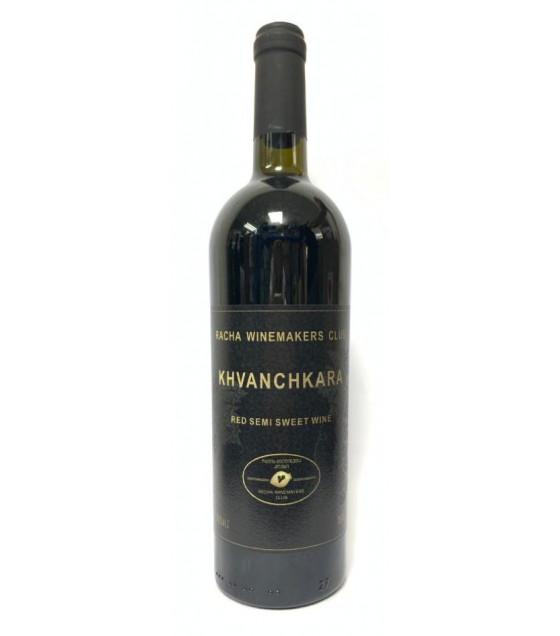 RACHA Khvanchkara Red Semi Sweet Wine (Georgia) 13% - 0,75L