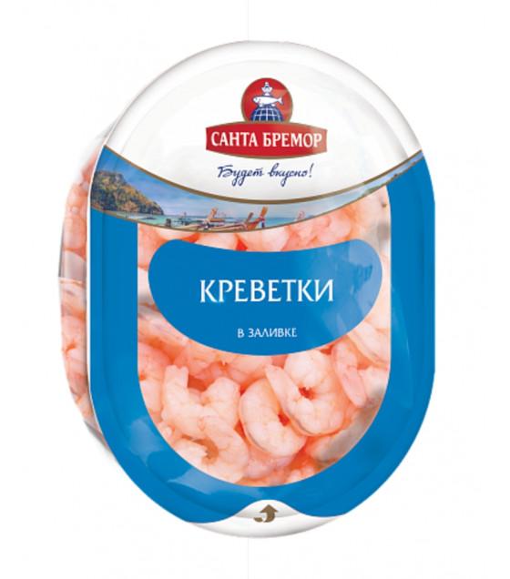 SANTA BREMOR Shrimps in Brine - 200g (best before 14.10.20)