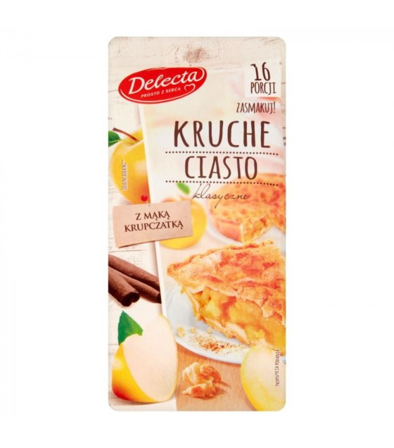BAKALLAND Shortbread Cake Mix (Kruche Ciasto) - 400g (best before 30.08.21)