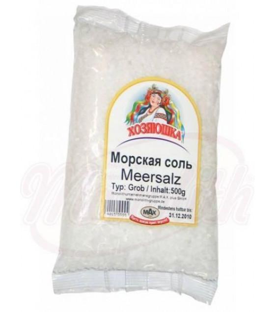STEINHAUER Sea Salt - 500g (best before 31.12.22)