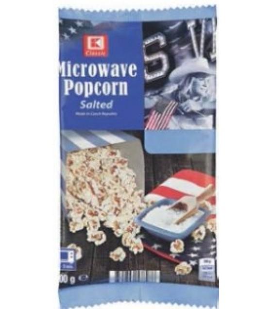 KAUFLAND Microwave Popcorn Salted (3x100g) - 300g (exp. 02.01.22)