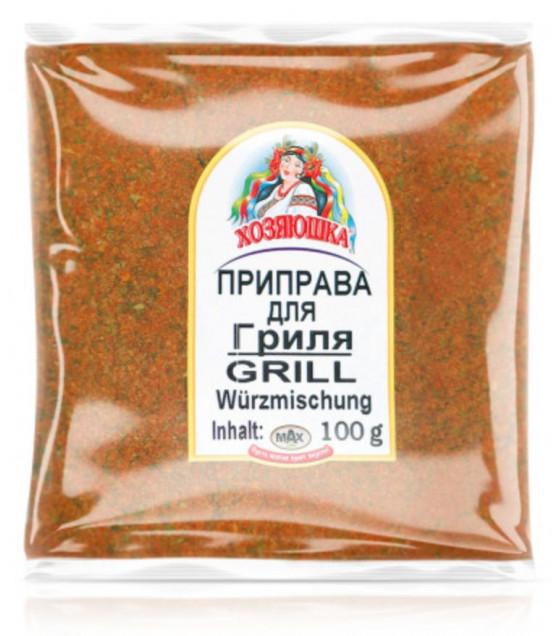 STEINHAUER HOZAYUSHKA Seasoning for Grill - 100g (best before 31.07.22)
