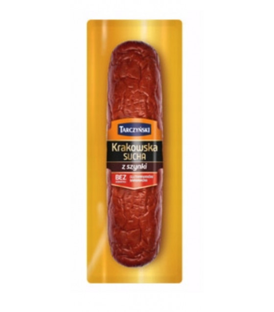 TARCZYNSKI KRAKOWSKA Ham Sausage - 600g (best before 09.05.21)