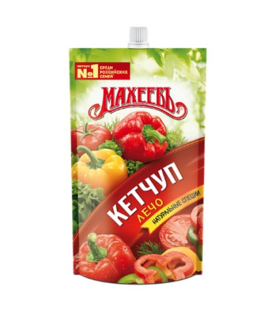 """MAKHEEV Tomato Ketchup """"Lecho"""" - 300g (exp. 20.12.20)"""