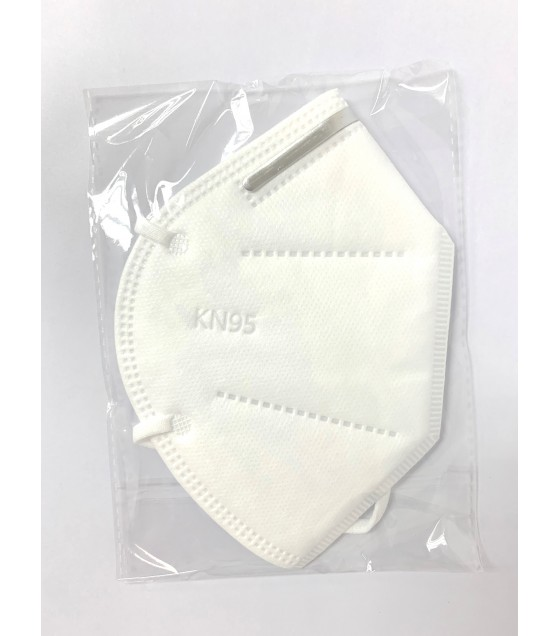 KN95 Protective Filtering Respirator Face Mask FFP2 (1pcs)