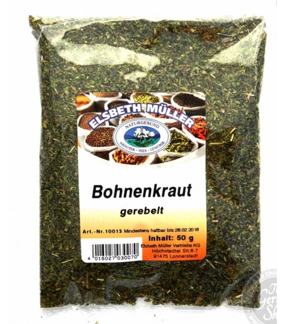 STEINHAUER Dried Savory (Chaber) - 50g (exp. 31.05.22)