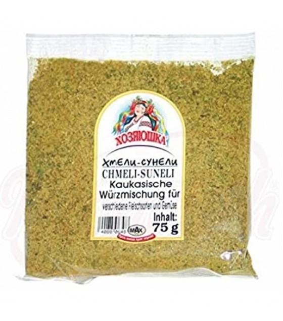 """STEINHAUER Seasoning mix """"Chmeli-Suneli"""" - 75g (best before 31.05.22)"""