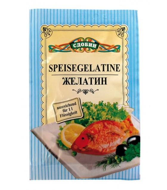 STEINHAUER SDOBIN Gelatin - 20g (best before 19.09.24)