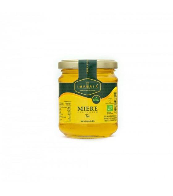 IMPERIA BIO LINDEN Organic Honey - 270g (exp. 21.11.19)