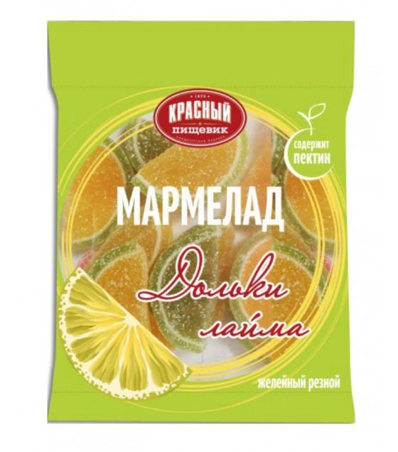 """KRASNY PISHEVIK Marmelade """"Dolki Laima"""" -210g (best before 17.02.21)"""