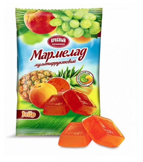 """KRASNY PISHEVIK Marmelade """"Multifruktovy"""" - 300g (best before 01.10.20)"""