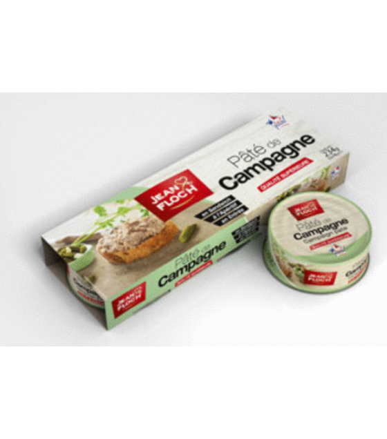 "STEINHAUER Pork Pate ""Pate de Foie""(x1) and ""Pate de Campagne""(x2) - 3x78g (best before 15.11.21)"