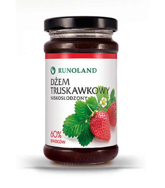 RUNOLAND Strawberry Jam - 240g (exp. 10.01.21)