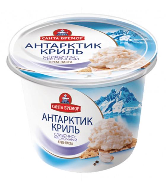 "SANTA BREMOR Krill Spread ""Creamy Garlic Sauce"" - 150g (best before 04.10.20)"