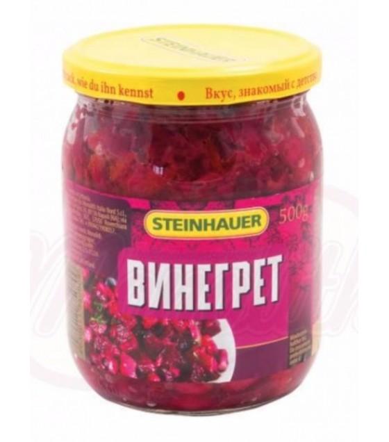 """STEINHAUER """"Vinegret"""" Salad - 500g (best before 22.05.22)"""