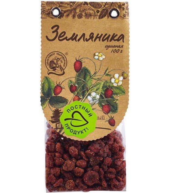 """Dry Wild Srawberry """"Kedrovy Bor"""" - 100g (exp. 26.06.19)"""