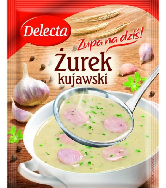 BAKALLAND Zurek Soup - 50g (best before 30.09.21)