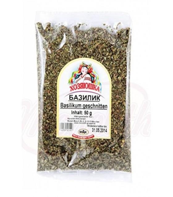 STEINHAUER Dried Basil - 50g (exp. 31.12.22)