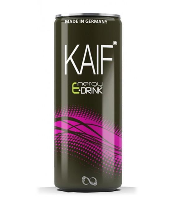 KAIF Energy Drink - 0.25L (exp. 22.01.21)