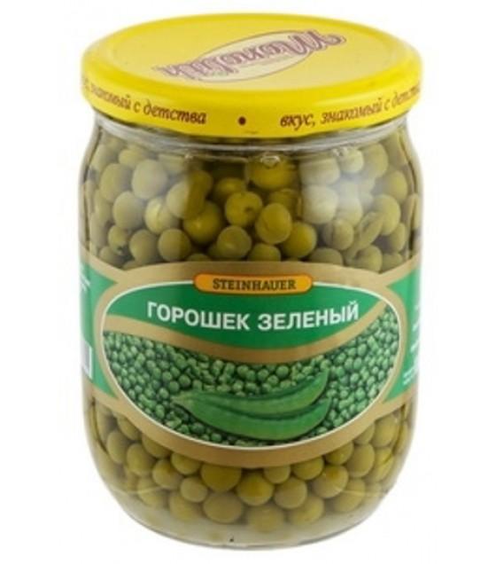 STEINHAUER Green Peas - 500g/320g (best before 13.06.22)