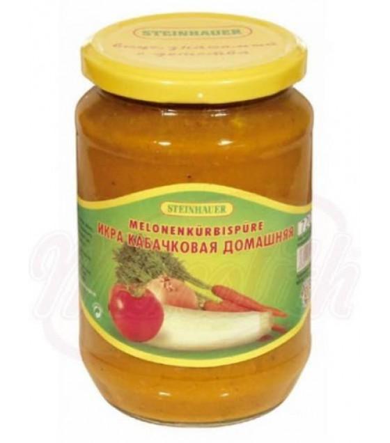 """STEINHAUER Zucchini Spread Paste """"Domashnaya"""" - 720g (exp. 16.12.20)"""