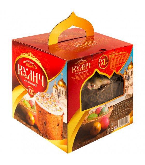 """Easter cake """"Kulich"""" """"Fili-Baker""""- 650 g (exp. 01.05.19)"""