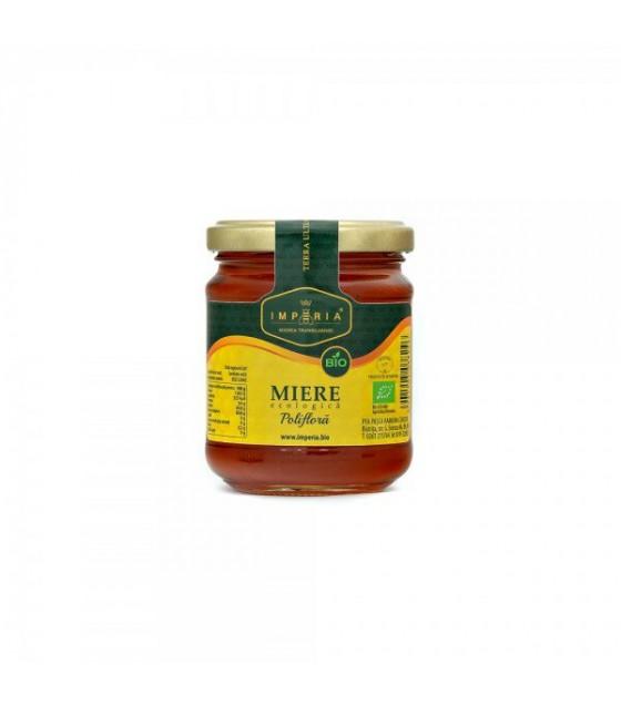 IMPERIA BIO POLYFLORAL Organic Honey - 270g (exp. 22.11.19)