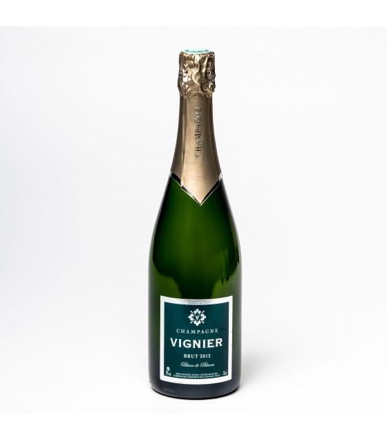 Champagne VIGNIER Blanc De Blanc Millesime Brut 2012 - 0,75L