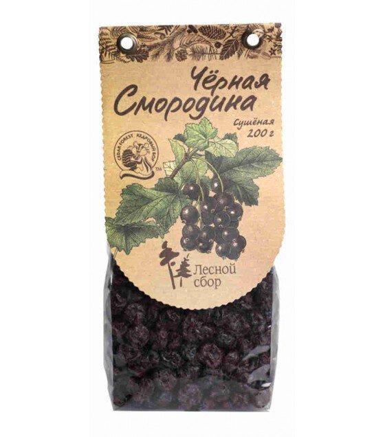 """Dry Blackcurrant """"Kedrovy Bor"""" - 100g (exp. 14.09.19)"""